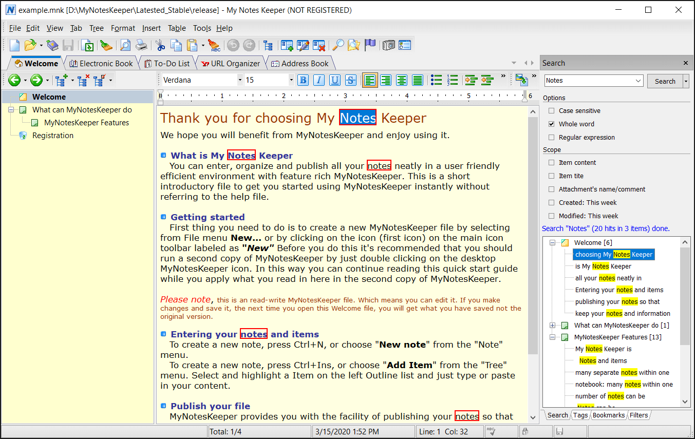 My Notes™ Keeper 2.7.6.1396